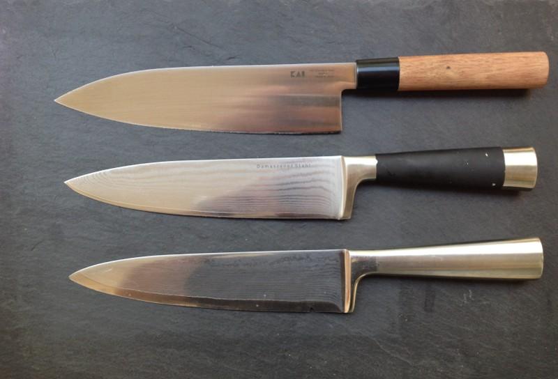 Küchenwerkzeuge Teil 1 – Messer