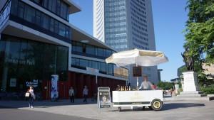 Das Crazy Rice Mobil