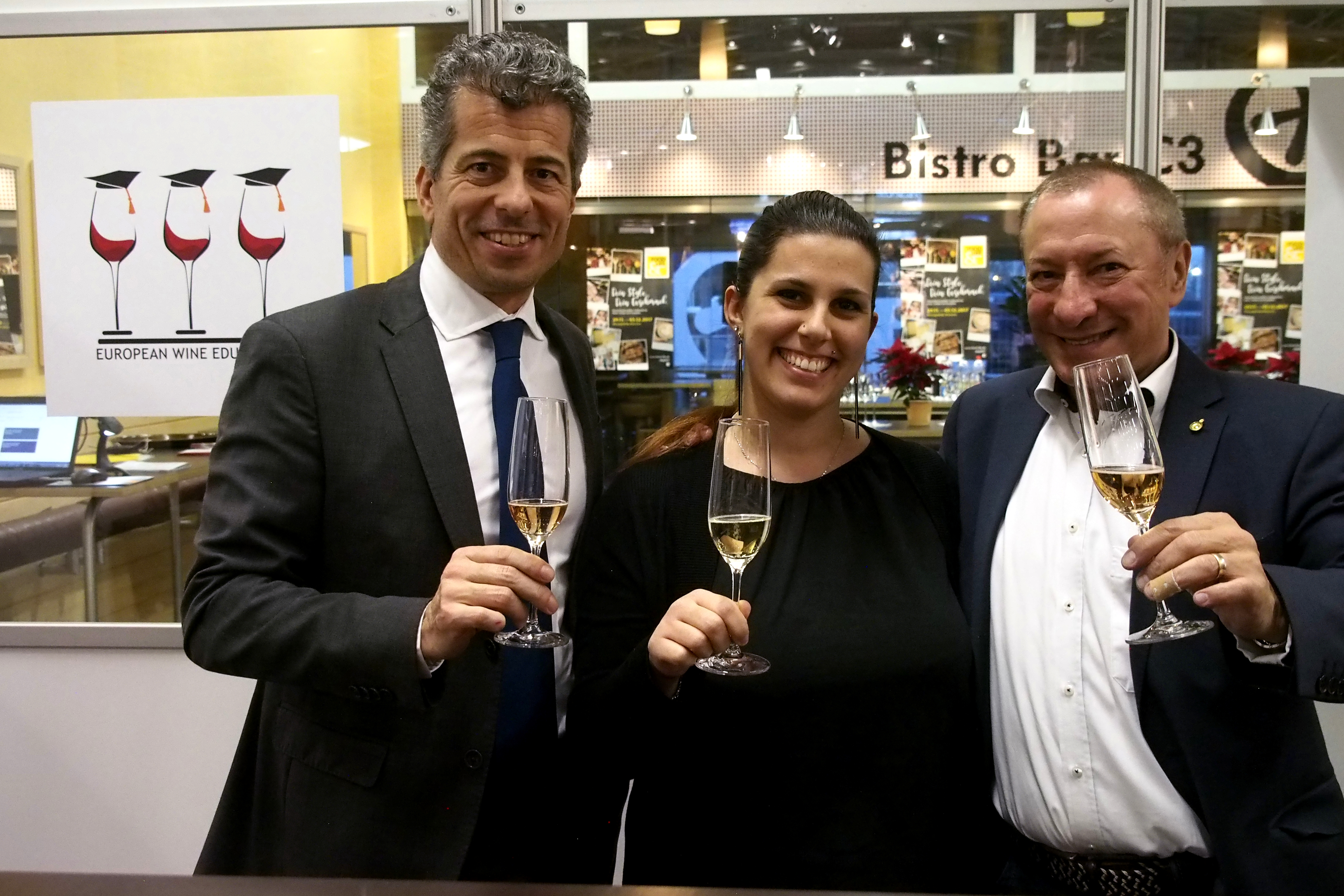 Weinseminare auf der Food & Life @ München