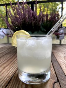 Cocktail Gin Sour