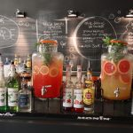 Monin Roadshow Bar in Lukullust Leipzig