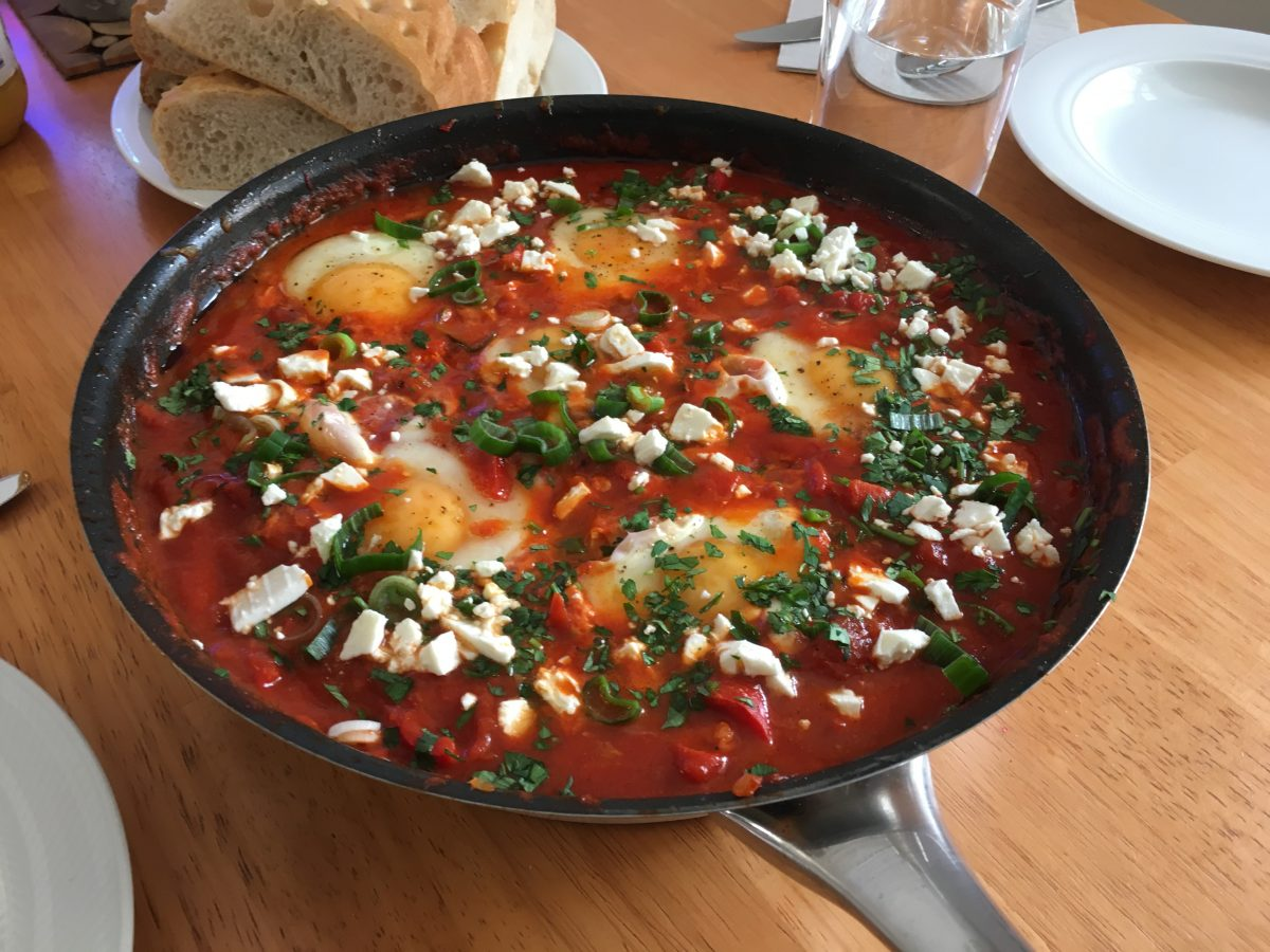 Rezept: Shakshuka – das israelische Nationalgericht