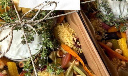 Grazing Box Veggie