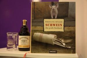 Schwein - Das große Kochbuch von Wolfgang Müller