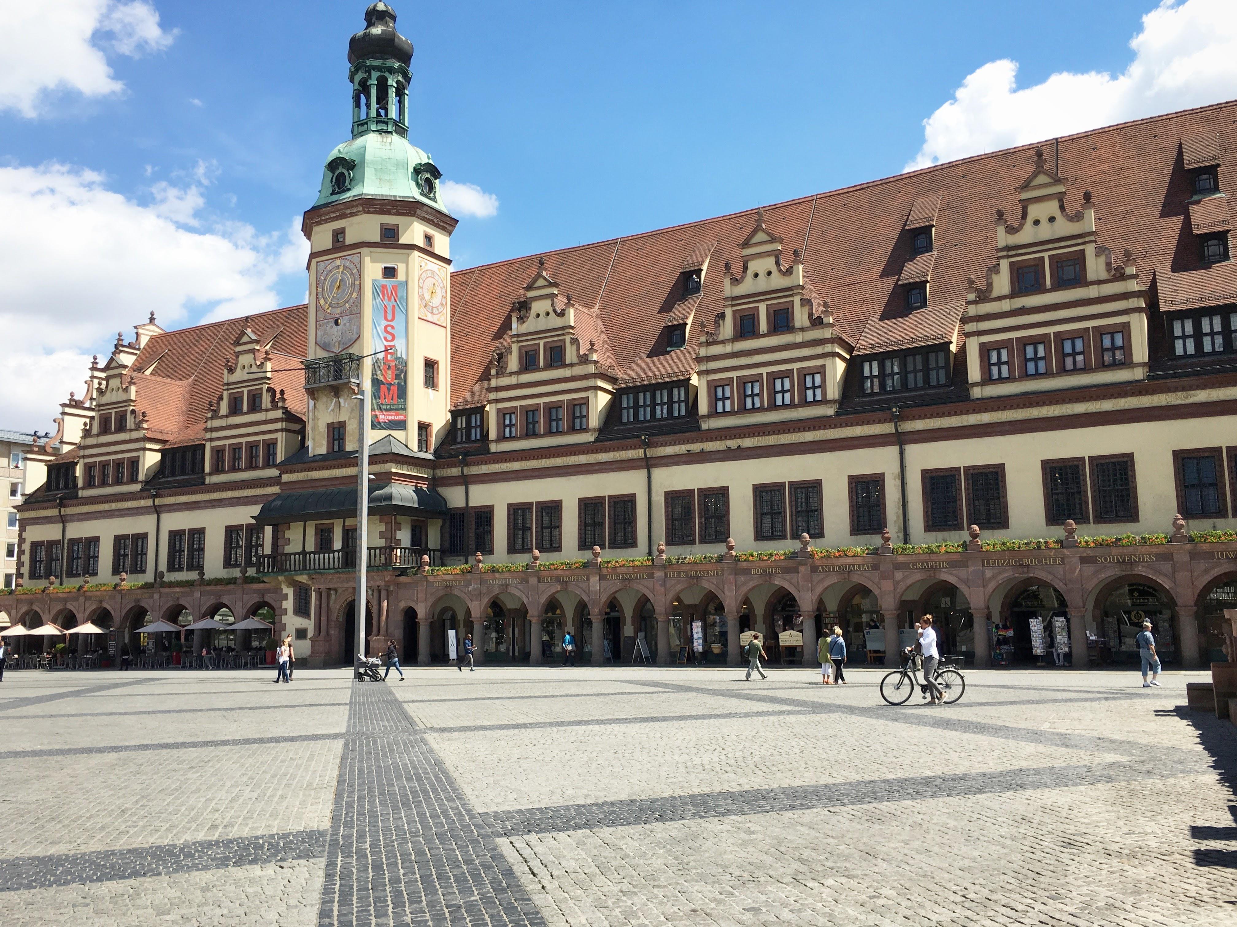 Meine 5 Lieblingsorte in Leipzig