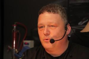 Wolfgang Müller live auf der Eat & Style Berlin