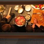 Livecooking auf der Eat & Style