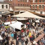 The Market - Streetfood, Design- und Vintagemarkt