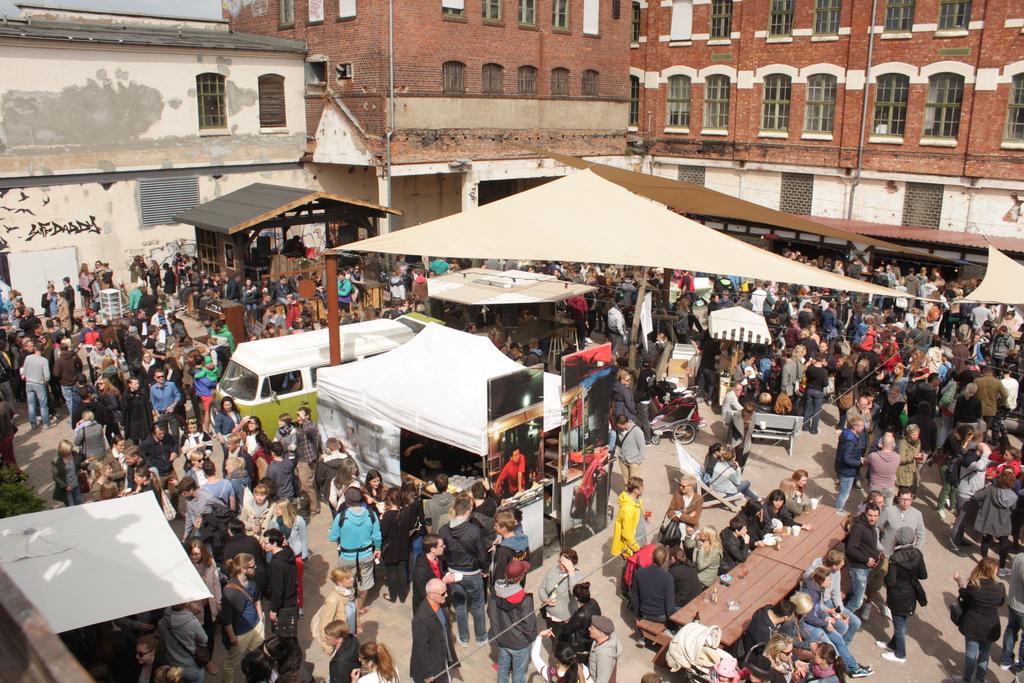 The Market – Streetfood, Design- und Vintagemarkt