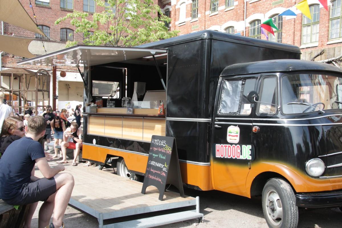 Foodtruck Hotdog.de