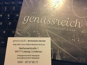 Genussreich - Bar und Restaurant