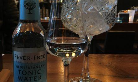 Cocktail des Monats - Gin Tonic