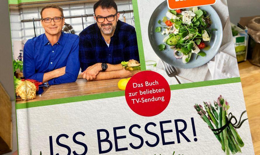 Einfach Gesund kochen mit Tarik Rose und Dr. Matthias Riedl