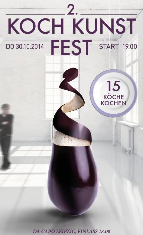 Koch Kunst Fest Leipzig