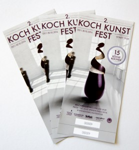 Koch Kunst Fest Tickets