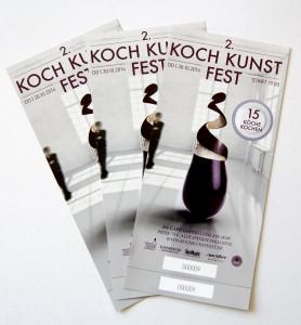 Koch Kunst Fest Tickets