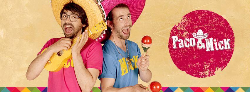 Paco und Mick