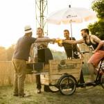 Pilsner Urquell Grillbike