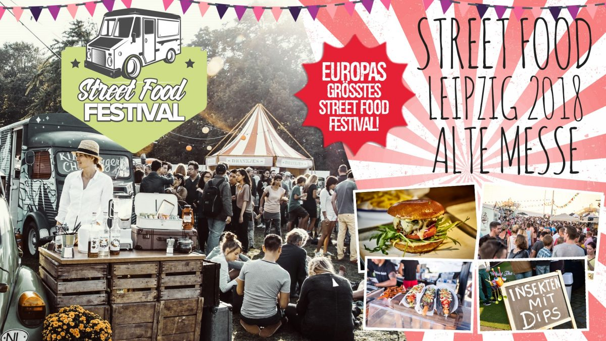 Streetfoodfestival 2018 Alte Messe