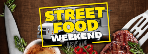Street Food Weekend Logo