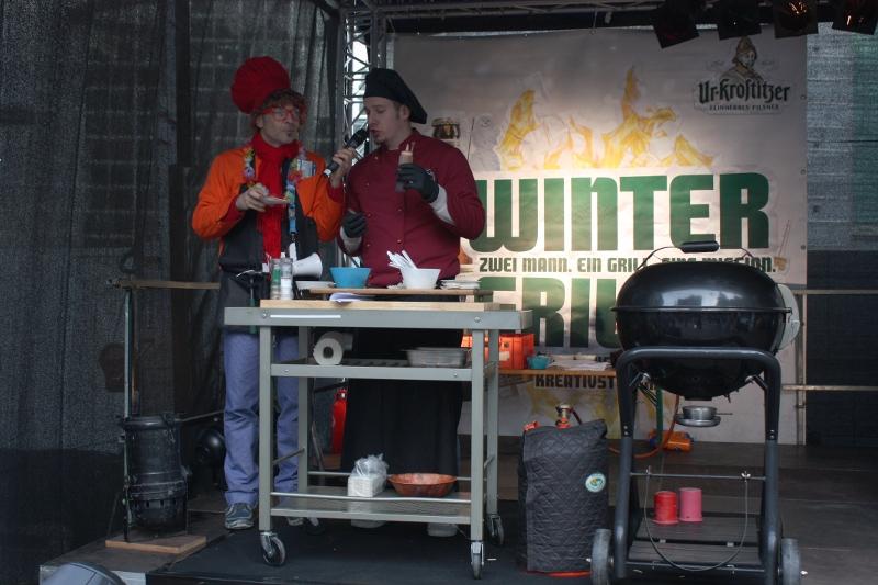 Ur-Krostitzer Wintergrillen 2014