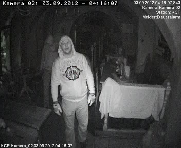 Kildare City Pub Einbrecher 2